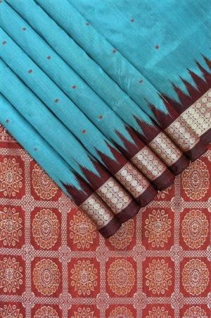 bomkai silk saree with price 1