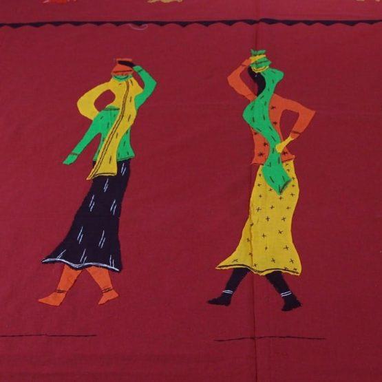 pipli embroidery of orissa 3