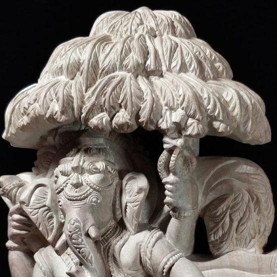 stone ganesh statue 5