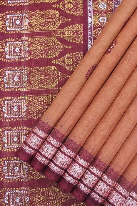 Bomkai Pure Cotton Saree 1