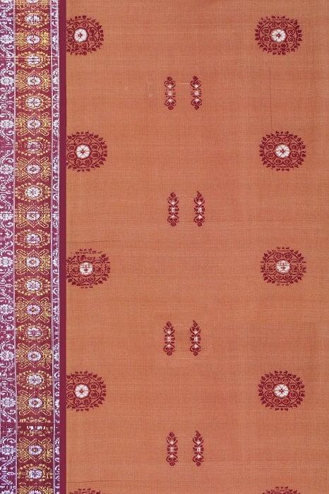 Bomkai Pure Cotton Saree 2