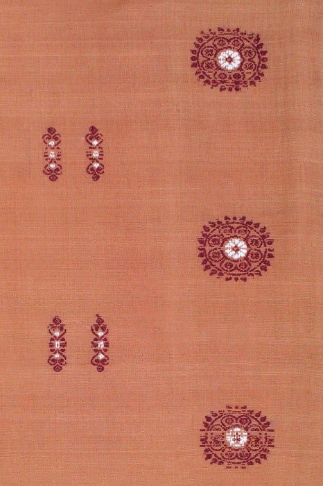 Bomkai Pure Cotton Saree 4