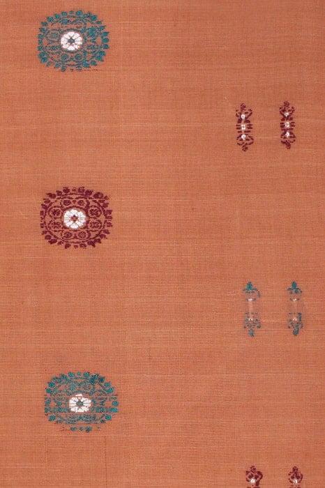 Bomkai Pure Cotton Saree Online 4