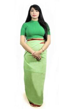 Moirang Phee Ethnic Skirts 2