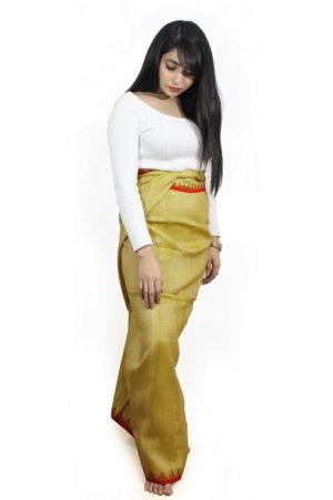 Moirang Phee Floor Length Skirt 2