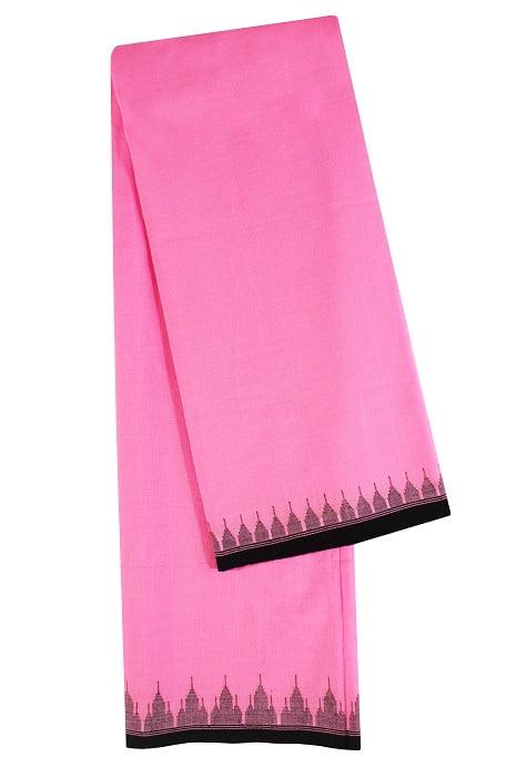 Moirang Phee Pink Long Skirt 4