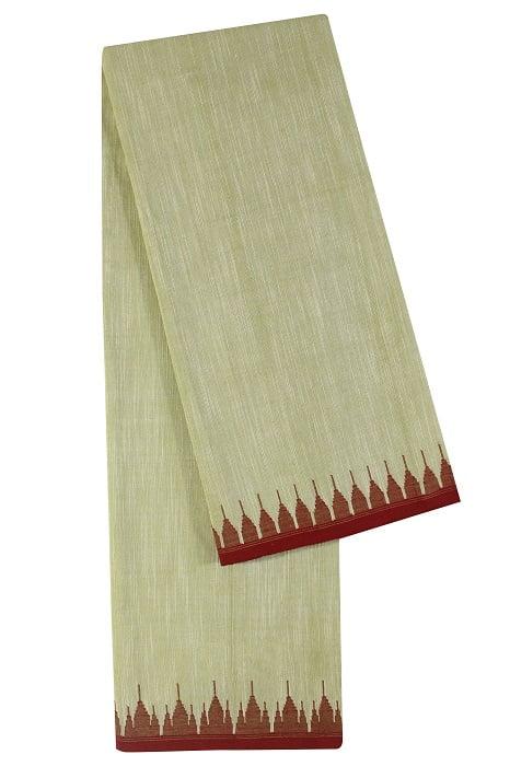 Moirang Phee Simple Long Skirt 4
