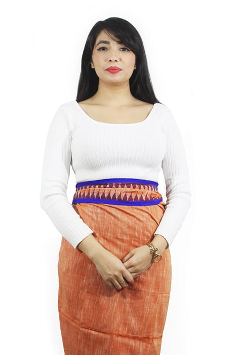 Moirang Phee Traditional Long Skirts Online Shopping 1