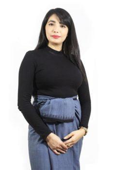 Moirang Phee high waisted long skirts 1