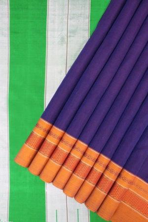 Traditional Ilkal Cotton-Silk Sarees A1