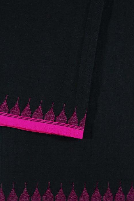 moirang phee black long skirt 3