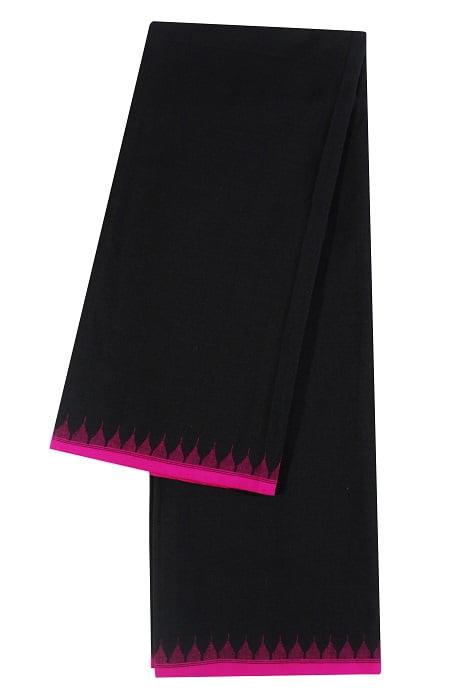 moirang phee black long skirt 4