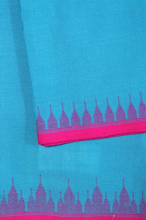 moirang phee long blue skirt 3
