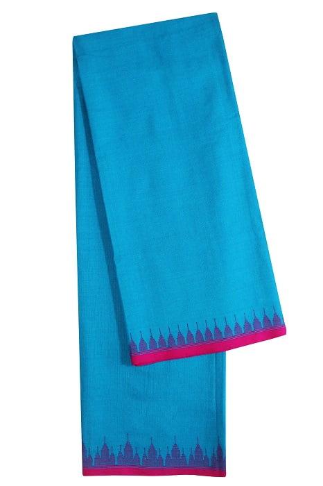 moirang phee long blue skirt 4