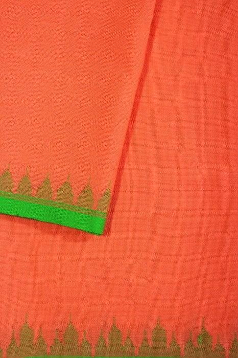 moirang phee orange long skirt 3