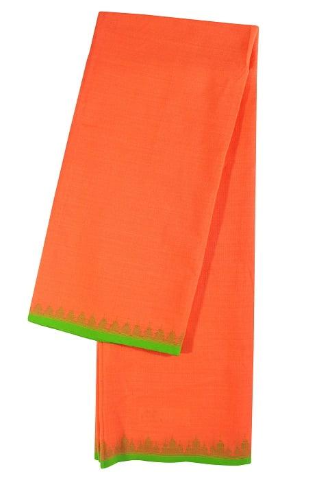 moirang phee orange long skirt 4