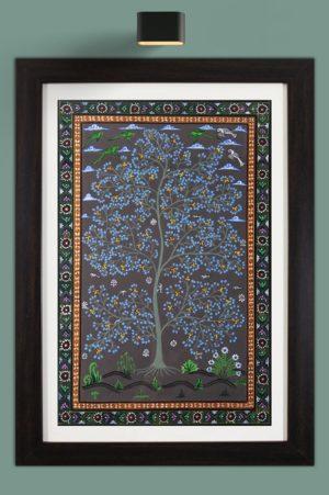 GI Tagged Tree of Life Decor Painting1