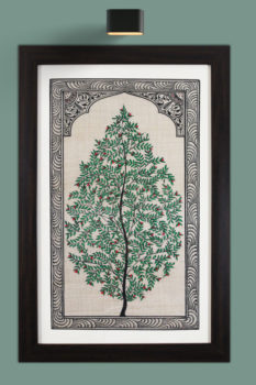 Tree of Life Wall Decor Painting (1)