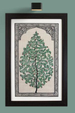 Tree of Life Wall Decor Painting (1)