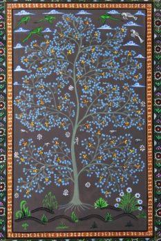 GI Tagged Tree of Life Decor Painting 2
