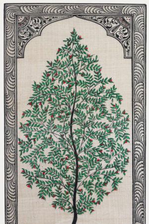 Tree of Life Wall Decor Painting (2)