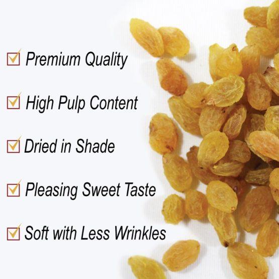 Sangli Raisins