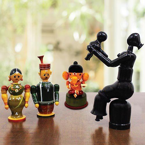 GiTAGGED Etikoppaka-Toys