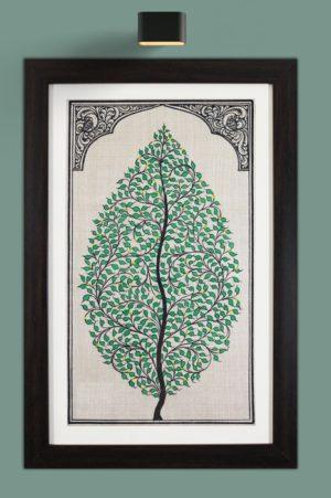 Tree of LIfe - Orissa Pattchitra (1)