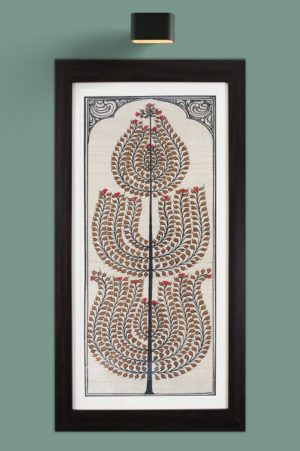 Tree of Life Indian Paintings - GI TAGGED (1)