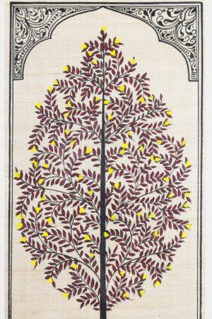 Tree of Life Patta Wall Paintings (2)