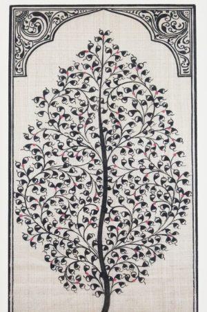 Tree of Life Patta Wall Paintings - Gi Tagged (1)
