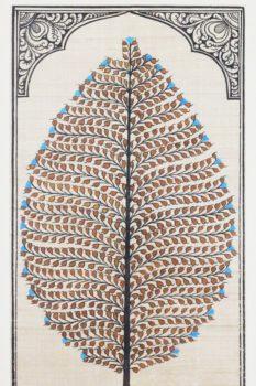 tree of life orissa pattachitra - Gi Tagged (2)