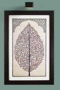 tree of life patta paintings- GI TAGGED (1)