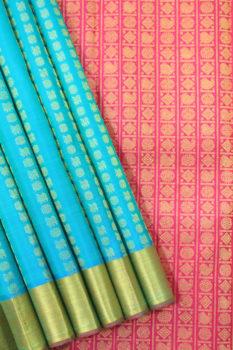 Buy Kancheepuram Bridal Silk Saree (1)