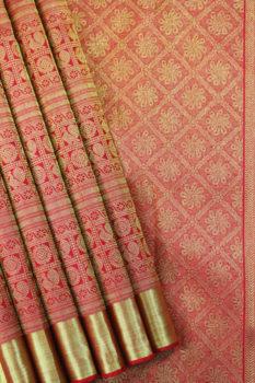 Kancheepuram Pure Silk Saree (1)