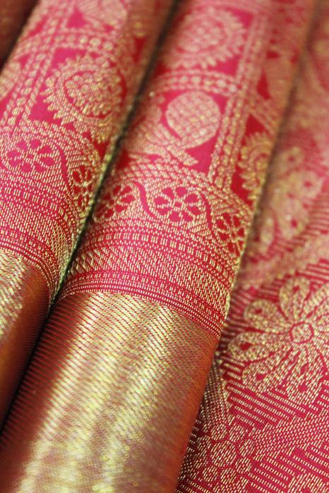 Kancheepuram Pure Silk Saree (4)