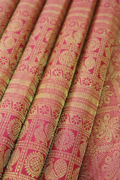 Kancheepuram Pure Silk Saree (6)
