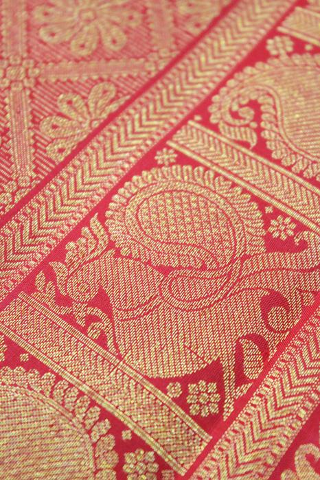 Kancheepuram Pure Silk Saree (7)
