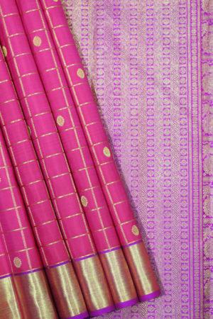 Kancheepuram Pure Silk Saree - Gi Tagged (1)
