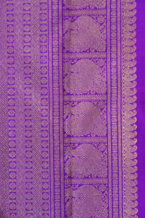 Kancheepuram Pure Silk Saree - Gi Tagged (2)