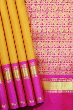 Kancheepuram Pure Silk Saree Online (1)