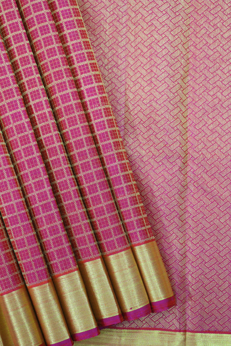 Kancheepuram Pure Silk Saree Online - GI TAGGED (1)