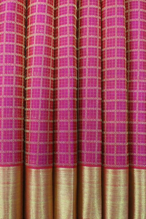 Kancheepuram Pure Silk Saree Online - GI TAGGED (5)