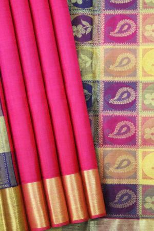 Kancheepuram Silk Saree - Geographical Indications (1)