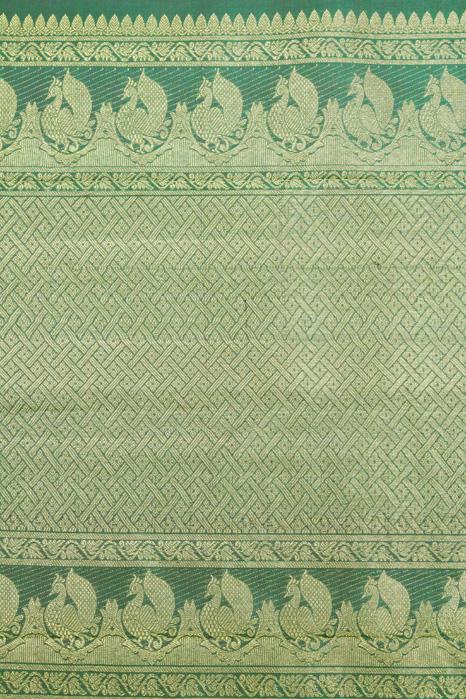 Kancheepuram Silk Saree - GiTAGGED (3)