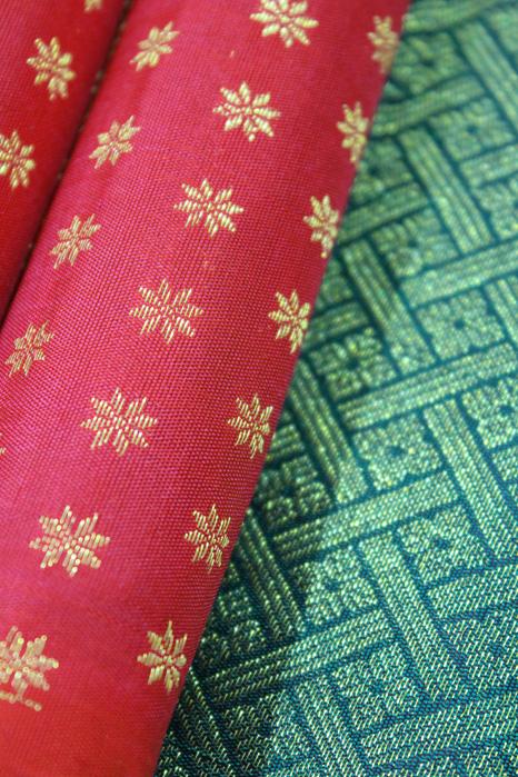 Kancheepuram Silk Saree - GiTAGGED (6)