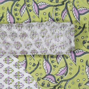 Pure Cotton Dress Material Set Online (3)