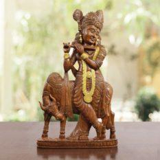 Bastar Krishna Artwork - GiTAGGED 1