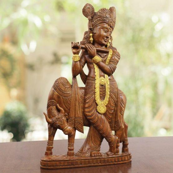 Bastar Krishna Artwork - GiTAGGED 4