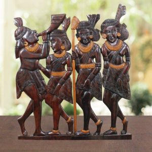 Bastar Wooden Art - GiTAGGED 1